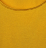 Street One Basic Top Anni - Amber Yellow