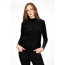Shirt Meggie 1 - Black