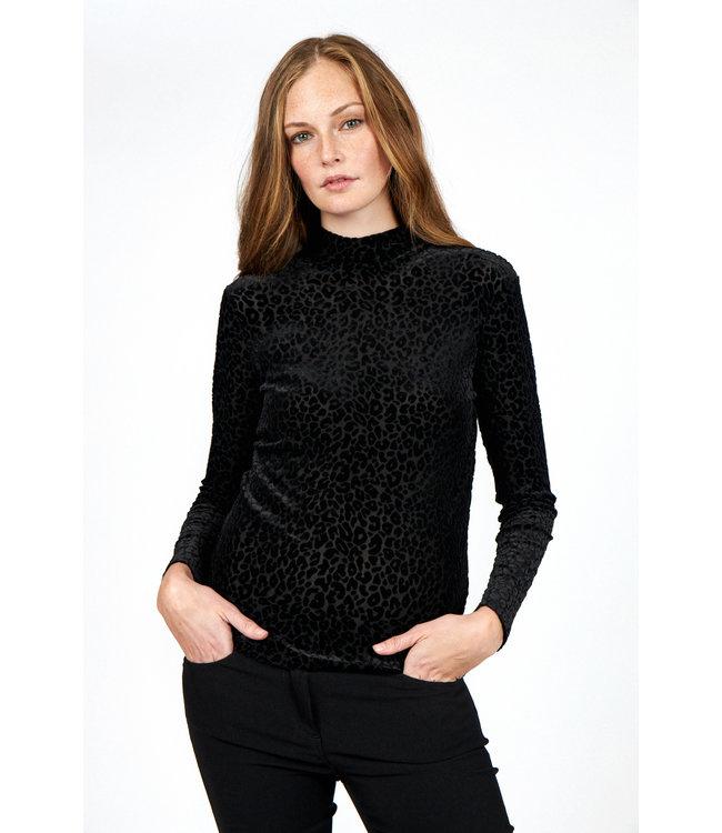 Soyaconcept Shirt Meggie 1 - Black