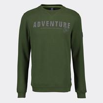 Sweatshirt *Adventure* - Reed Green