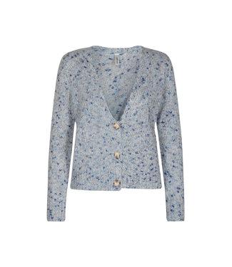 Soyaconcept Vest Nikki 2 - Bright Blue Combi
