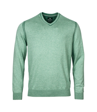 Baileys V-hals Trui - Light Green