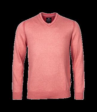 Baileys Sweater V-Neck - Desert Rose