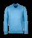 Baileys Sweater V-Neck - Blue