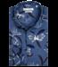 Giordano Hemd mit Allover Print - Jeans Blue