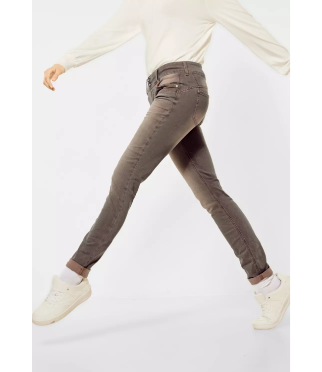 Street One Casual Fit Jeans Jane - Hot Sand Brillant Wash