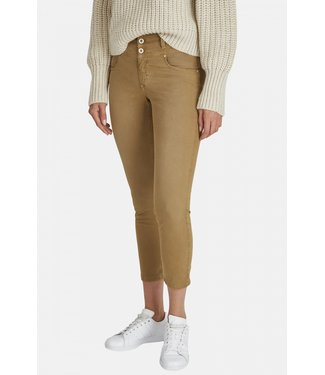 Angels Jeanswear Ankle Jeans Ornella Button - Safari Used