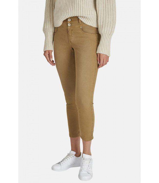 Angels Jeanswear Ankle Jeans OrnellaButton - Safari Used