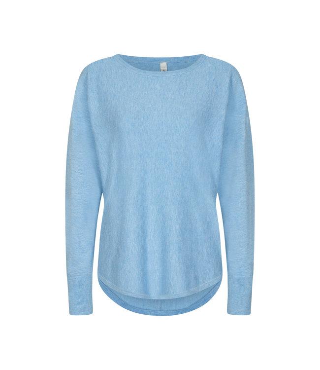 Soyaconcept Pullover Dollie 620 - Powder Blue Melange