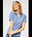 Cecil Sporty Poloshirt Nele - Quiet Blue