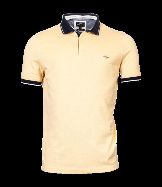 Baileys Polo Shirt - York Yellow
