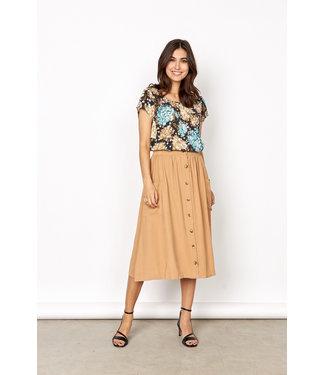 Soyaconcept Skirt Nabila 5 - Tan