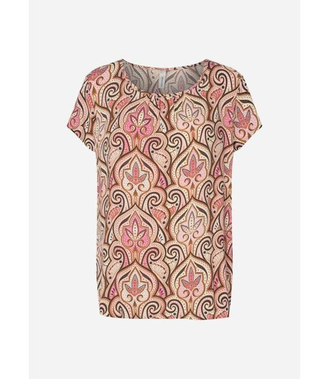 Soyaconcept Bluse Pary 2 - Pink Combi