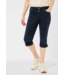 Cecil Casual Fit Pants New York - Deep Blue