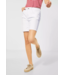 Street One Loose Fit Short Kate - White