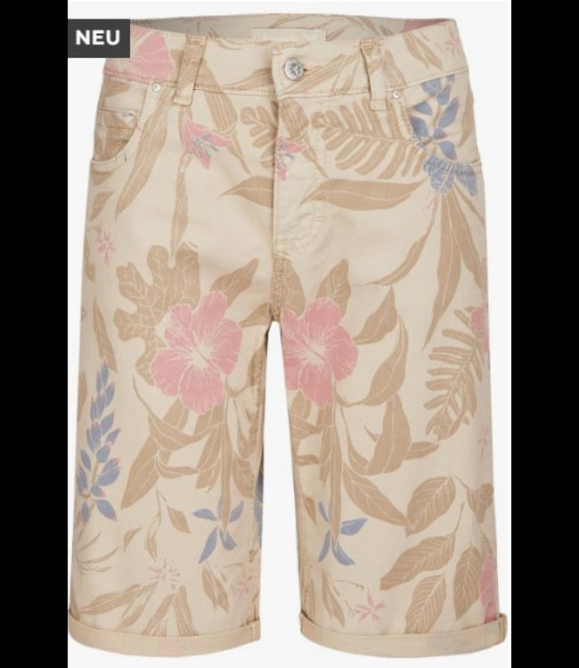 Angels Jeanswear Blumen Burmuda TU - Sand Beach