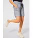 Street One Loose Fit Shorts with Zipper Bonny - Foggy Blue