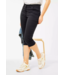 Cecil Slim Fit Pants with High Waist Vicky - Carbon Grey