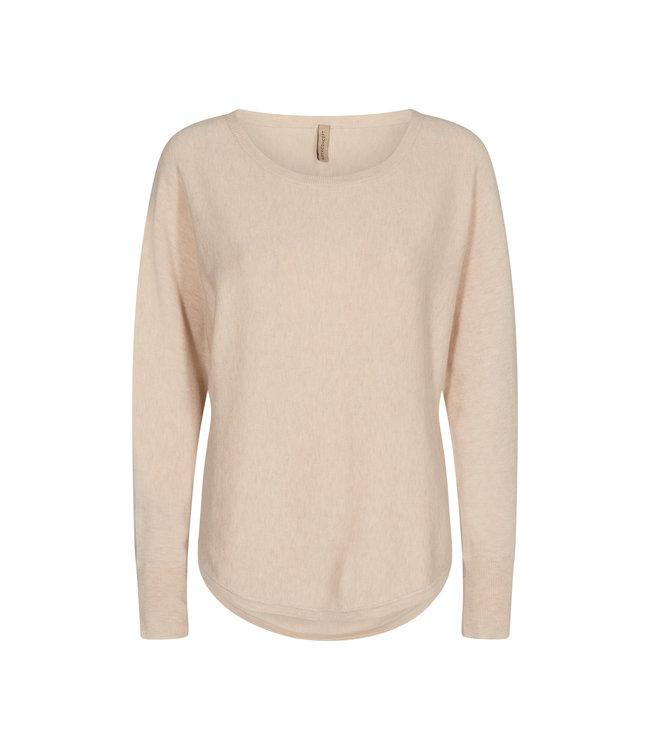 Soyaconcept Sweater Dollie 620 - Cream Melange