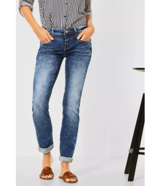 Street One Casual Fit Jeans Jane - Authentic Indigo Wash
