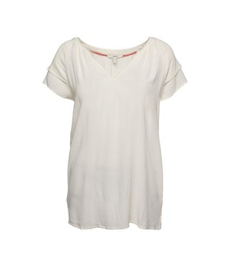 Esprit Blouse from LENZING™ ECOVERO™ - Off White