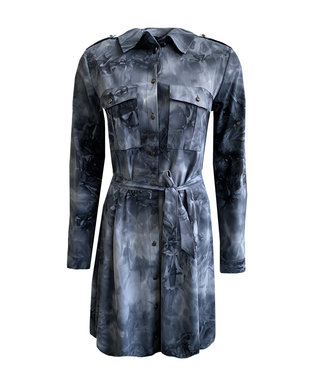 Elvira Collections Travel Dress Marit - Tie Dye