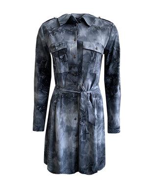 Elvira Collections Travel Kleid Marit - Tie Dye