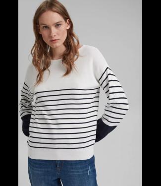 Esprit Sweater, Organic Cotton - New Off White