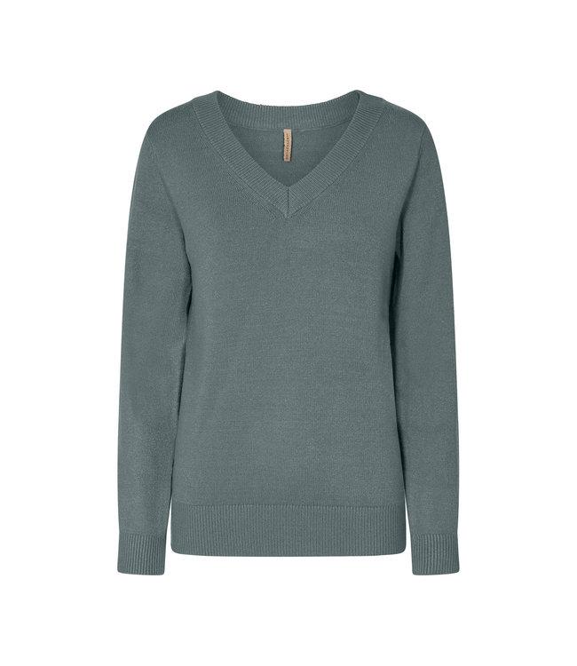Soyaconcept Sweater Blissa 14 - Ocean Blue