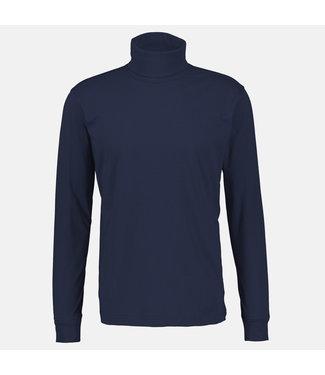 Lerros Shirt Lange Mouw met Col - Dark Blue
