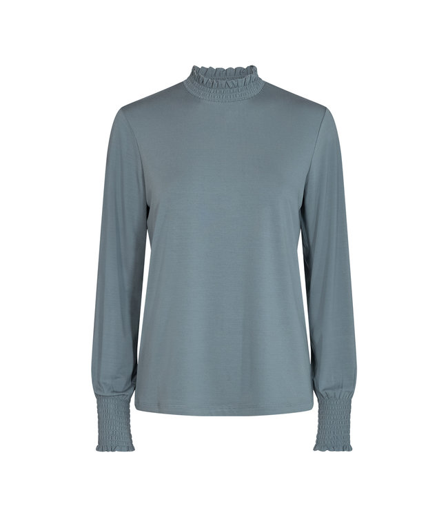 Soyaconcept Shirt Rosalia 2 - Ocean Blue