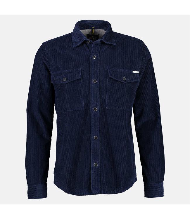 Lerros Overshirt from Corduroy - Dark Blue