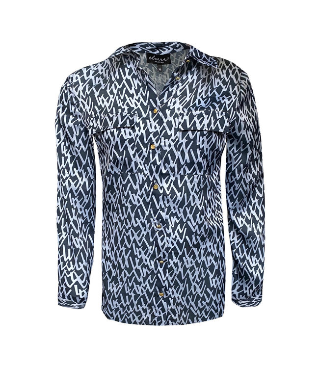 Elvira Collections Blouse Veerle - Ink Blue