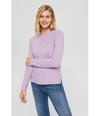 Esprit Sweater with Pattern - Lilac
