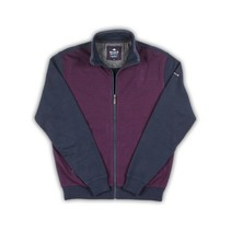 Sporty Cardigan - Bordeaux