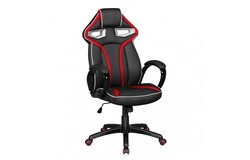 Gamestar Bureaustoel Zwart/Rood