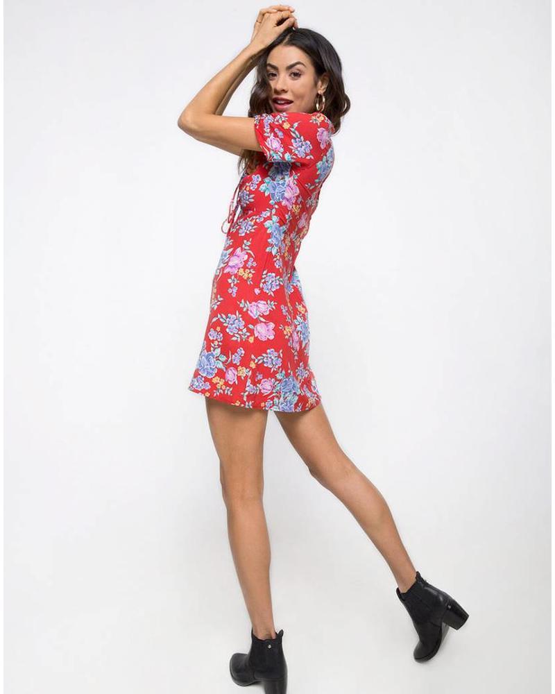 Motel Flower Dress