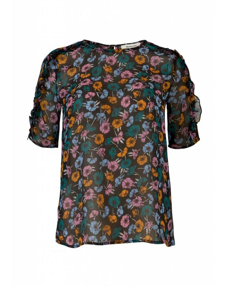 Modstrom Joker Print Top