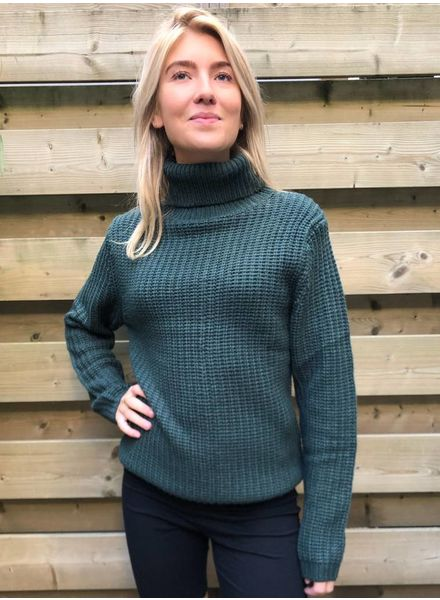 Rut and Circle Tinelle Rollneck