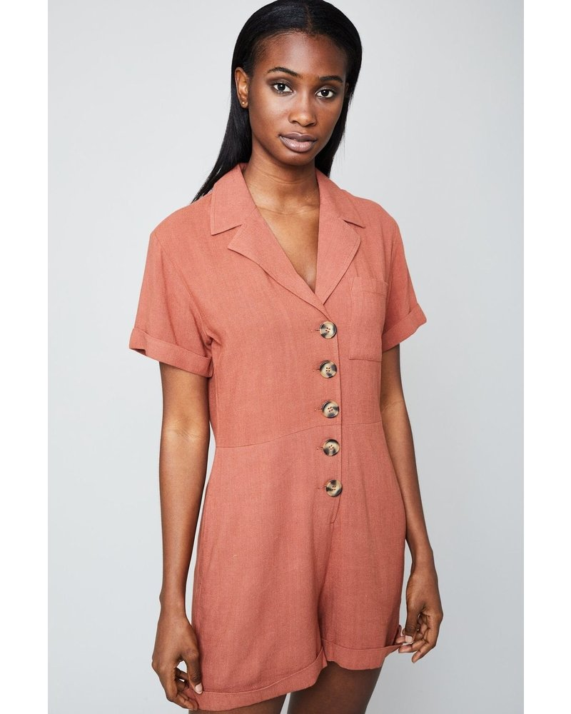 Native Youth Knowles Romper