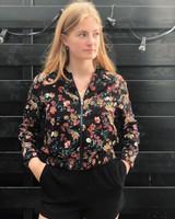 24 Colours Flower Jacket