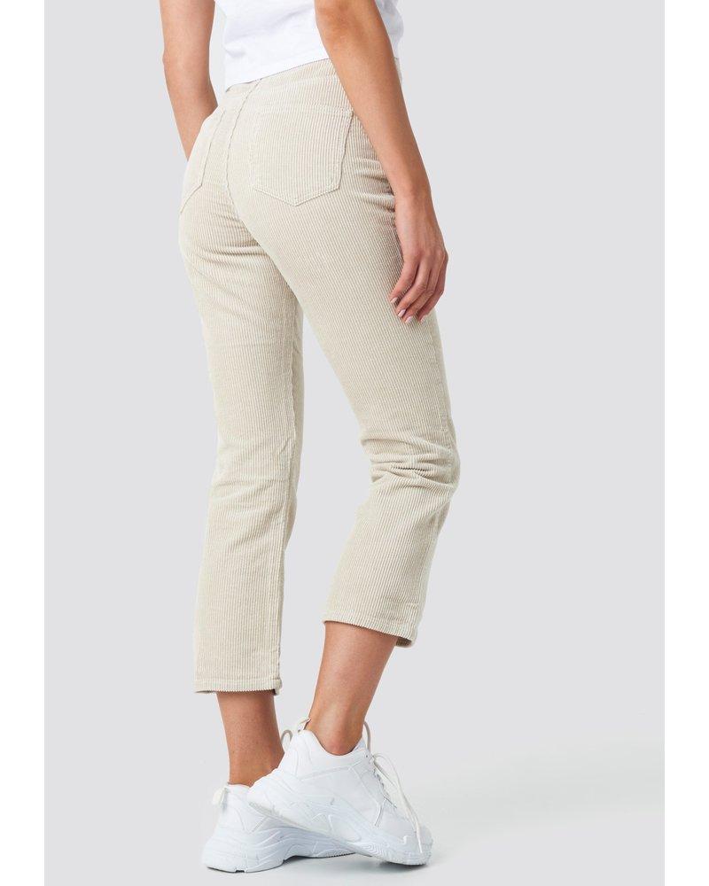 Rut & Circle Lova Cord Straight Pant