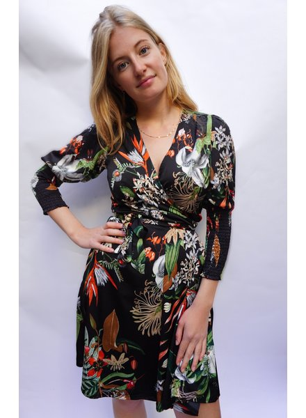 Muze Amsterdam Flower Dress