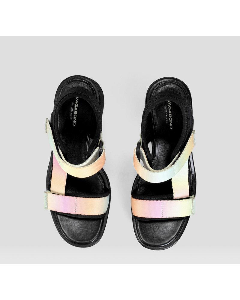 Dioon Textile Sandals