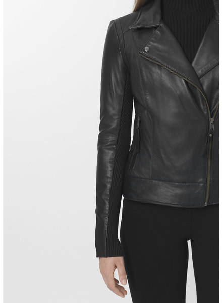 Modstrom Iman Leather Jacket