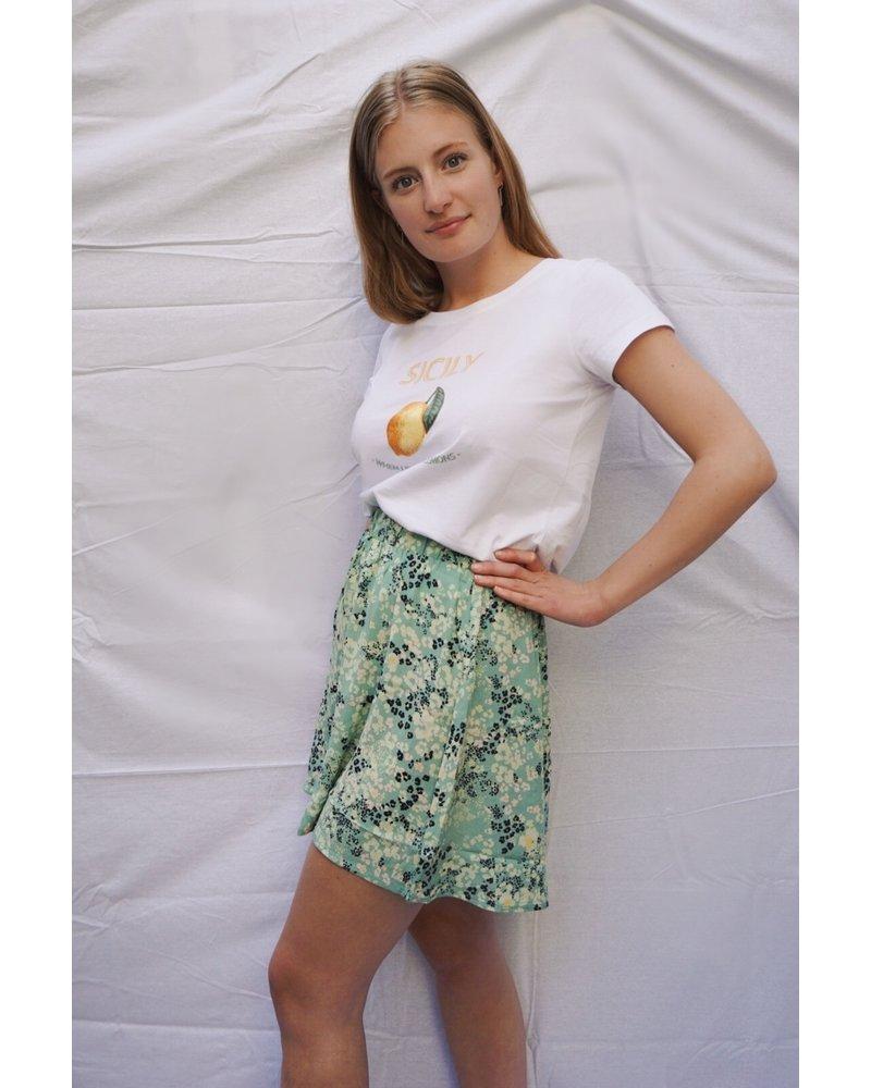 Ichi ICHI Marrakech Skirt