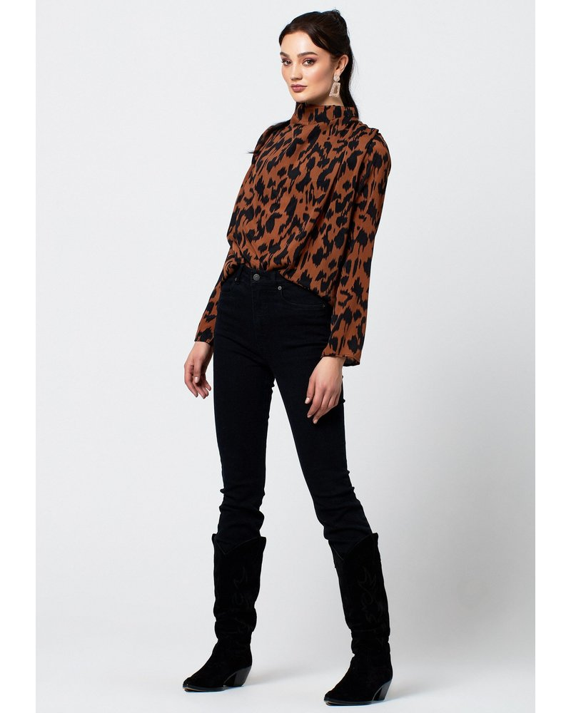 Rut & Circle Inez Blouse
