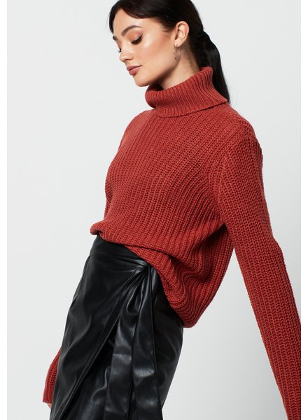 Tinelle Rollneck Knit