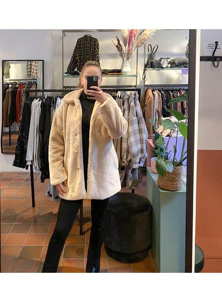 Rut & Circle Tanja Faux Fur Coat