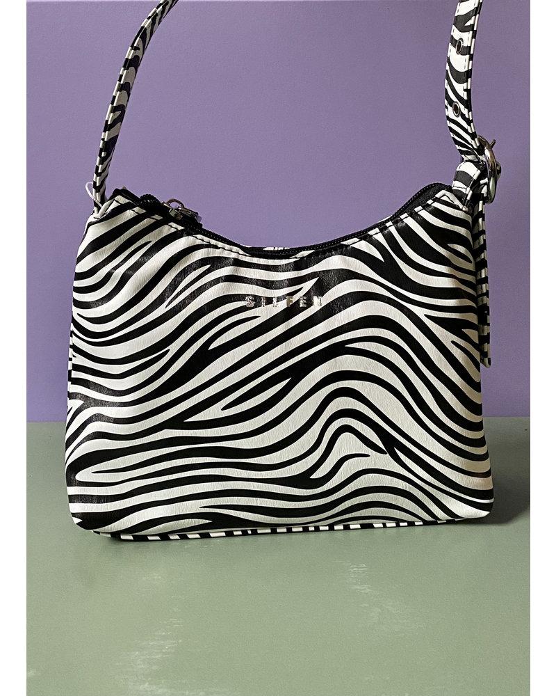 Silfen Handbag Ulla Zebra